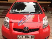 Cần bán lại xe Toyota Yaris Verso sản xuất 2011, màu đỏ, nhập khẩu nguyên chiếc chính chủ, giá tốt giá 420 triệu tại Hà Nội