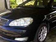 Cần bán lại xe Toyota Corolla altis sản xuất 2004, màu đen, giá tốt giá 262 triệu tại Thanh Hóa