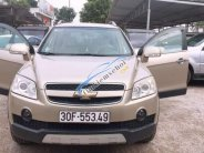 Cần bán xe Chevrolet Captiva đời 2009, màu vàng, giá chỉ 388 triệu giá 388 triệu tại Hà Nội