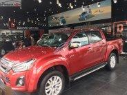 Cần bán xe Isuzu Dmax LS Prestige 3.0L 4x4 AT năm sản xuất 2018, màu đỏ, hoàn toàn mới giá 800 triệu tại Hà Nội