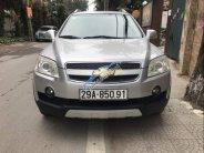 Cần bán Chevrolet Captiva MT đời 2009, màu bạc chính chủ giá 289 triệu tại Hà Nội