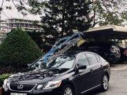Bán Lexus GS 300 đời 2006, màu đen, nhập khẩu, xe gia đình  giá 625 triệu tại Hà Nội