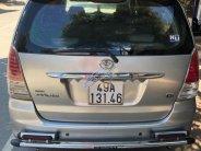 Bán Toyota Innova 2009, màu bạc, xe máy nguyên zin chưa sửa chữa giá 400 triệu tại Lâm Đồng