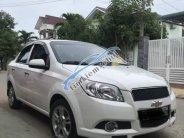 Cần bán lại xe Chevrolet Aveo năm sản xuất 2015, màu trắng giá 285 triệu tại Ninh Thuận