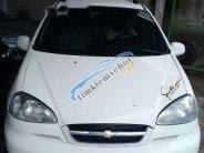 Cần bán lại xe Chevrolet Vivant 2.0AT đời 2010, màu trắng, số tự động giá 215 triệu tại Bình Định