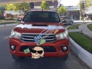 Cần bán Toyota Hilux E đời 2015, màu đỏ, nhập khẩu, giá 545tr giá 545 triệu tại Đà Nẵng