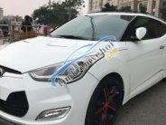 Xe Hyundai Veloster 1.6 AT đời 2011, màu trắng, nhập khẩu nguyên chiếc giá 456 triệu tại Hà Nội
