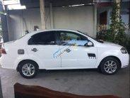 Cần bán Daewoo GentraX SX sản xuất 2007, màu trắng giá cạnh tranh giá 175 triệu tại Khánh Hòa