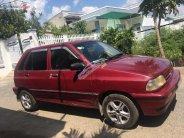 Xe Kia Pride năm sản xuất 2002, màu đỏ xe gia đình giá 68 triệu tại An Giang