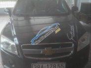Cần bán lại xe Chevrolet Captiva năm 2007, màu đen giá 250 triệu tại Hà Tĩnh