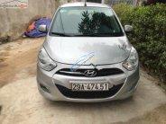 Cần bán gấp Hyundai i10 đời 2011, màu bạc, xe nhập giá 200 triệu tại Lạng Sơn
