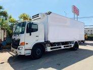 Xe tải Hino thùng đông lạnh giá 1 tỷ 690 tr tại Bình Dương