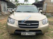 Bán xe Hyundai Santa Fe  MLX năm 2008, màu vàng, nhập khẩu  giá 515 triệu tại Hà Nội