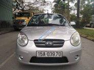 Cần bán lại xe Kia Morning đời 2011, màu bạc còn mới giá 158 triệu tại Hải Phòng