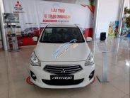 Bán xe Mitsubishi Attrage 2019, màu trắng, xe nhập giá 426 triệu tại Đà Nẵng