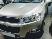 Bán Chevrolet Captiva năm 2012, màu vàng, chính chủ, giá chỉ 460 triệu giá 460 triệu tại Tp.HCM