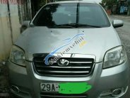 Bán Daewoo Gentra năm sản xuất 2007, màu xám giá cạnh tranh giá 160 triệu tại Hà Nội