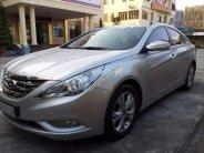 Bán Hyundai Sonata AT sản xuất 2011, màu bạc, xe đẹp giá 600 triệu tại Hải Phòng