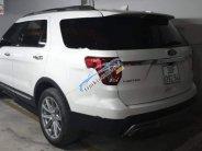 Bán Ford Explorer đời 2017, màu trắng, nhập khẩu giá 2 tỷ 150 tr tại Hà Nội