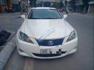Bán Lexus IS năm 2009, màu trắng, nhập khẩu nguyên chiếc, giá chỉ 900 triệu giá 900 triệu tại Hà Nội