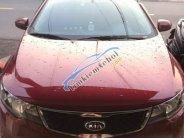 Bán Kia Forte năm sản xuất 2012, màu đỏ, xe còn mới giá 400 triệu tại Tp.HCM