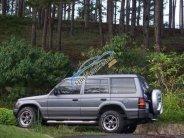 Cần bán xe Mitsubishi Pajero đời 2000, màu xám còn mới giá 230 triệu tại Tp.HCM