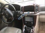 Cần bán lại xe Chevrolet Captiva 2013, màu đen, giá tốt giá 450 triệu tại Khánh Hòa