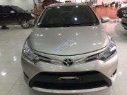 Bán xe Toyota Vios E đời 2016, màu cát giá 485 triệu tại Phú Thọ