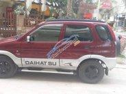 Cần bán lại xe Daihatsu Terios 1.3 4x4 MT đời 2003, màu đỏ, giá 180tr giá 180 triệu tại BR-Vũng Tàu