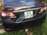 Bán xe Toyota Corolla altis sản xuất năm 2011, màu xám, giá tốt giá 555 triệu tại Tp.HCM