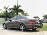 Cần bán xe Mercedes-Benz E250 AMG đăng ký 2016, màu nâu, ít sử dụng giá 1 tỷ 520 tr tại Tp.HCM