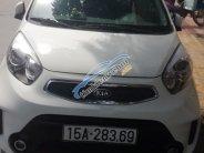 Cần bán Kia Morning 2016, màu trắng, giá có thương lượng - LH Ms Hằng 0934299439 giá 390 triệu tại Hải Phòng