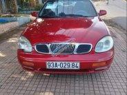 Bán Daewoo Leganza 2002, màu đỏ, xe nhập giá 125 triệu tại Bình Phước