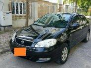 Cần bán Toyota Corolla altis G 2004, màu đen, giá 290tr giá 290 triệu tại Hà Nội