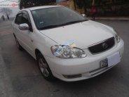 Cần bán lại xe Toyota Corolla Altis 1.8G MT năm 2003, màu trắng, giá tốt giá 280 triệu tại Hà Nội