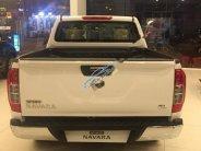 Bán Nissan Navara EL 2.5 AT 2WD đời 2018, màu trắng, xe nhập giá 614 triệu tại Tp.HCM