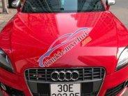 Cần bán Audi TT AT 2009, màu đỏ, nhập khẩu giá 800 triệu tại Hà Nội