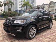 Bán Ford Explorer đời 2016, màu đen, nhập khẩu nguyên chiếc giá 2 tỷ 49 tr tại Hà Nội