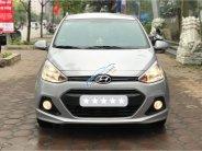 Hyundai Grand i10 năm 2016 màu bạc, 379 triệu, nhập khẩu nguyên chiếc (xe đẹp, bao test hãng) giá 379 triệu tại Hà Nội