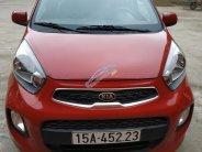 Bán xe Kia Morning sản xuất năm 2016, màu đỏ, số sàn 249tr giá 249 triệu tại Hải Phòng