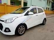 Bán Hyundai Grand i10 năm 2014, màu trắng, nhập khẩu   giá 260 triệu tại Vĩnh Phúc