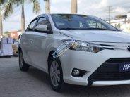 Gia đình bán Toyota Vios 2017, màu trắng, 515 triệu giá 515 triệu tại Bình Dương