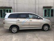 Gia đình bán xe Toyota Innova đời 2013, màu bạc giá 520 triệu tại Bình Dương