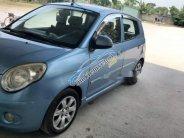 Chính chủ bán xe Kia Morning đời 2008, màu xanh lam  giá 228 triệu tại Tp.HCM
