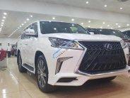 Cần bán Lexus LX 570 Super Sport sản xuất 2016, màu trắng, đăng ký cá nhân giá 6 tỷ 950 tr tại Hà Nội
