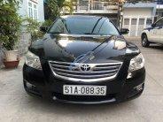 Cần bán xe Toyota Camry 3.5Q sx 2008, màu đen, giá tốt giá 500 triệu tại Tp.HCM