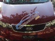 Cần bán Kia Forte năm 2011, màu đỏ, giá 450tr giá 450 triệu tại Khánh Hòa