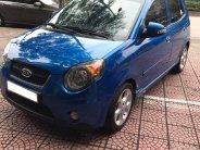 Bán xe Morning 2009 bản SLX tự động nhập khẩu, xe màu xanh dương giá 236 triệu tại Tp.HCM