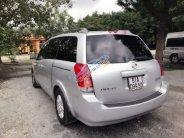 Cần bán xe Nissan Quest đời 2008, màu bạc, đăng ký lần đầu 2008 giá 373 triệu tại Tp.HCM