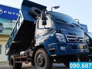 Bán xe Ben Thaco FD650. E4(5.4 khối) Long An, Tiền Giang, Bến Tre giá 539 triệu tại Long An